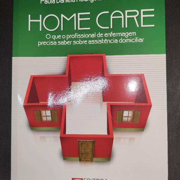 Livro home care