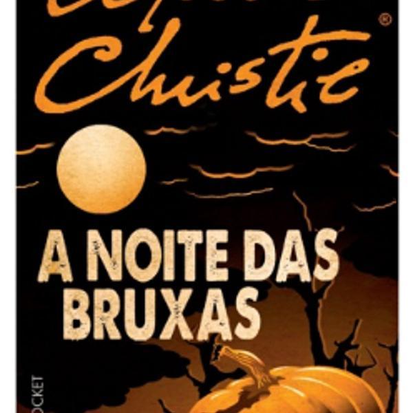 Livro - a noite das bruxas - agatha christie