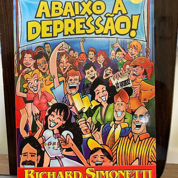 Livro abaixo a depressão