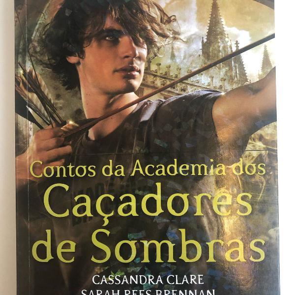Livro contos da academia dos caçadores de sombras
