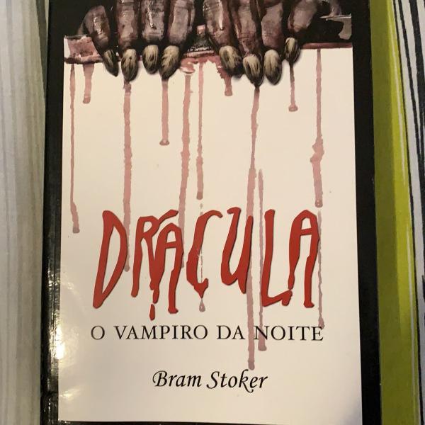 Livro drácula