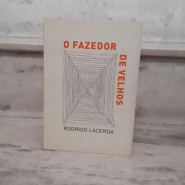 Livro o fazedor de velhos
