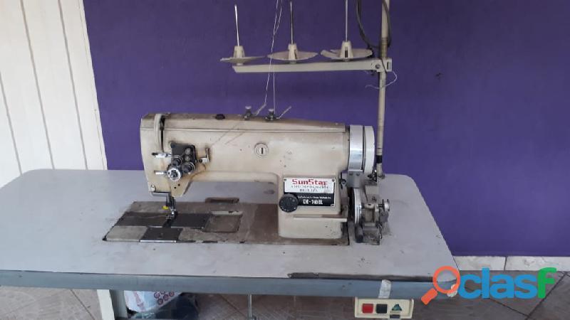 Vendo 03 Máquinas de Costuras Usadas