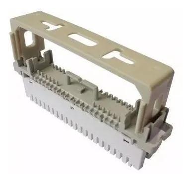 3 pç bastidor modular engate rápido com bloco m10 b