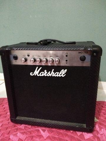 Amplificador marshall mg 15 cf