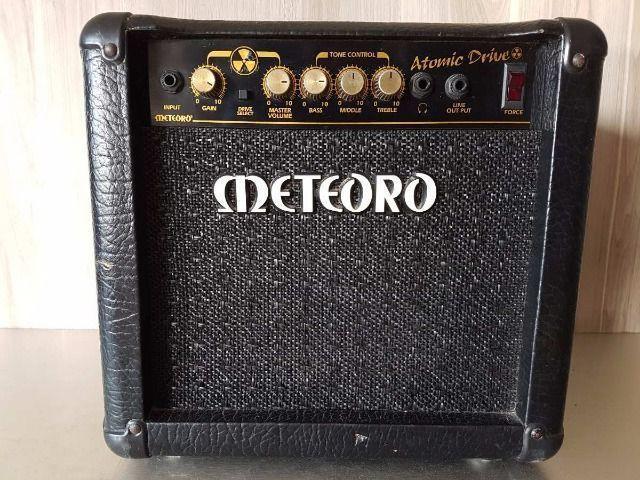 Amplificador meteoro atomic driver 30w