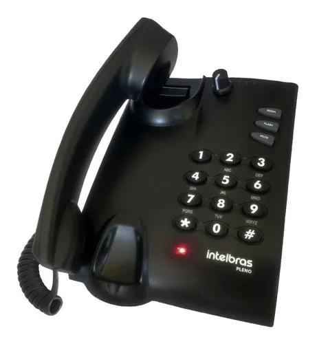 Aparelho telefone p/ surdo perda auditiva idoso frete