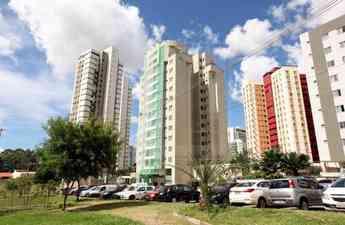 Apartamento com 3 quartos para alugar no bairro norte, 72m²