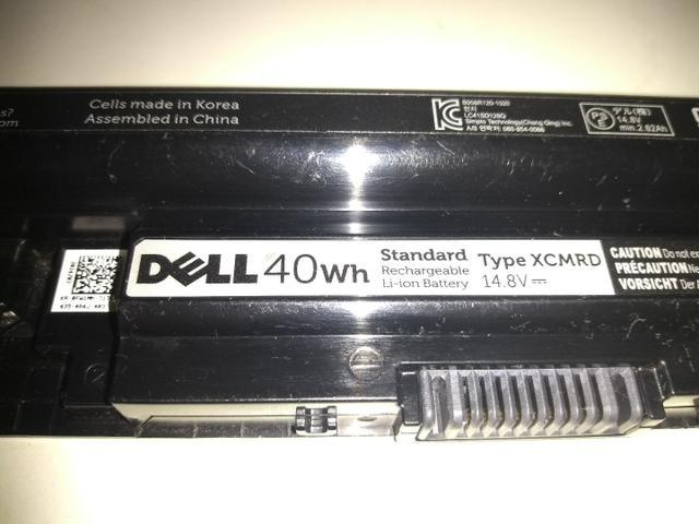 Bateria original p/ notebook dell tipy xrmcd mr90y (14.8v)