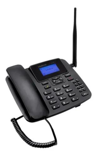 Celular rural intelbras cf-4201 radio fm single s