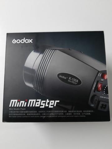 Flash mini master godox 150