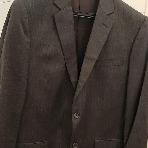 Impecável blazer da crawford