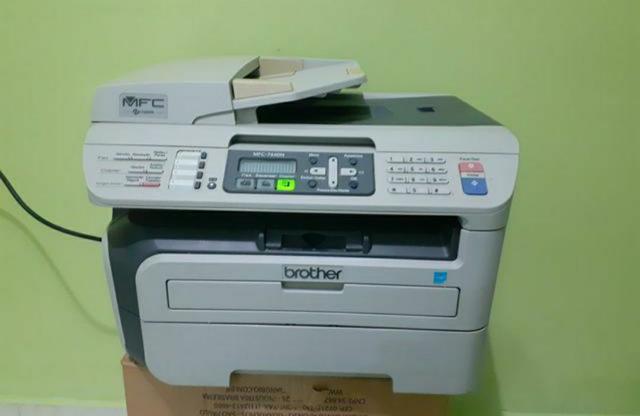 Impressora brother mfc 7440 (multifucional)