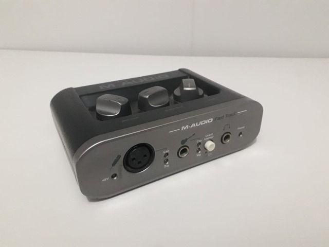 Interface m audio fast track usb
