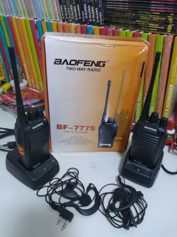 Kit 2 radio ht baofeng bf-777s