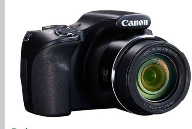 Maquina fotografica semi profissional canon power shot 520
