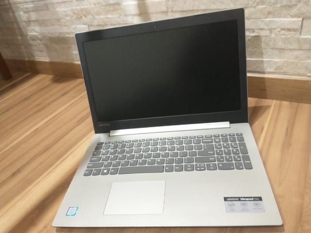 Notebook lenovo i3-8130 8a geração 8gb + ssd 240gb c/ nota