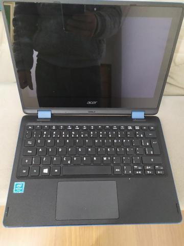 Notebook acer - r3 131t - leia