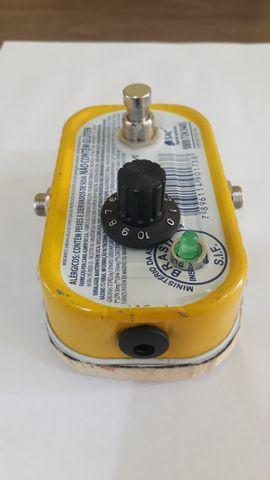 Pedal electra distortion