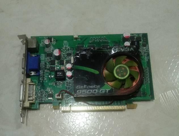 Placa de video gt9500 1gb 128bits