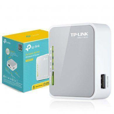 Roteador tp-link tl-mr3020, 300mbps, usb para modem 4g