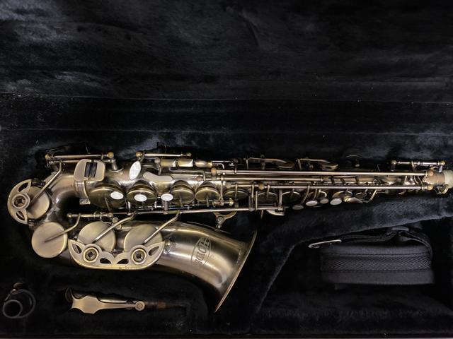 Sax alto hoyden ouro velho