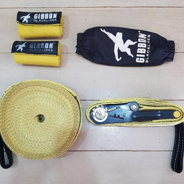 Slackline gibbon classic x13 (15m)