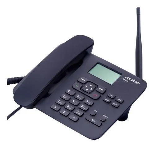 Telefone celular rural aquario ca-42s dual chip quadriband.