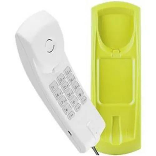 Telefone com fio gôndola intelbras tc20 verde