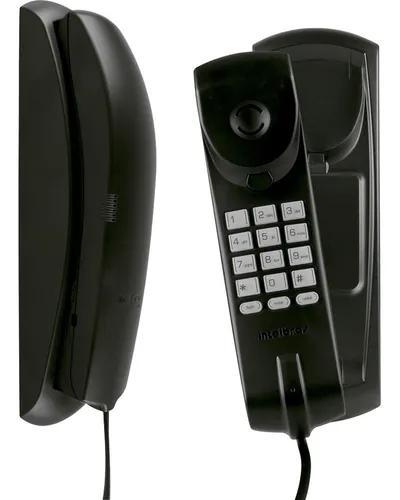 Telefone com fio iltelbras tc 20 preto - envio 24h