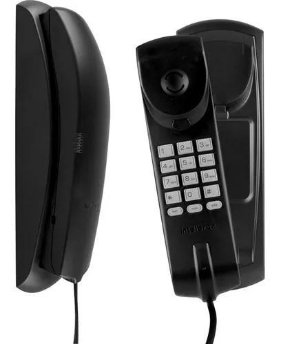 Telefone gôndola tc20 preto intelbras