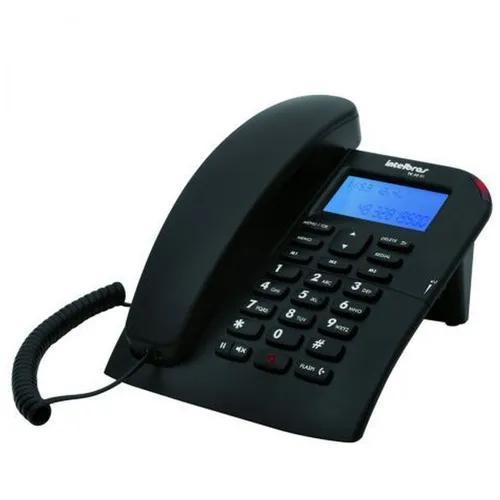 Telefone intelbras com fio e identificador de chamada tc60id