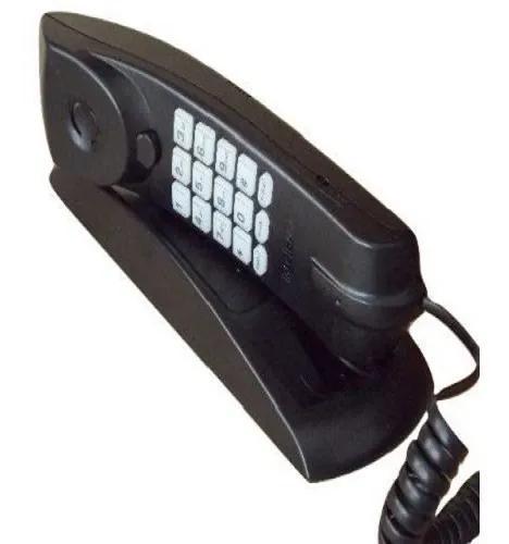 Telefone intelbras com fio tc20 preto