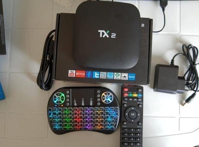 Tv box (sem mensalidade)