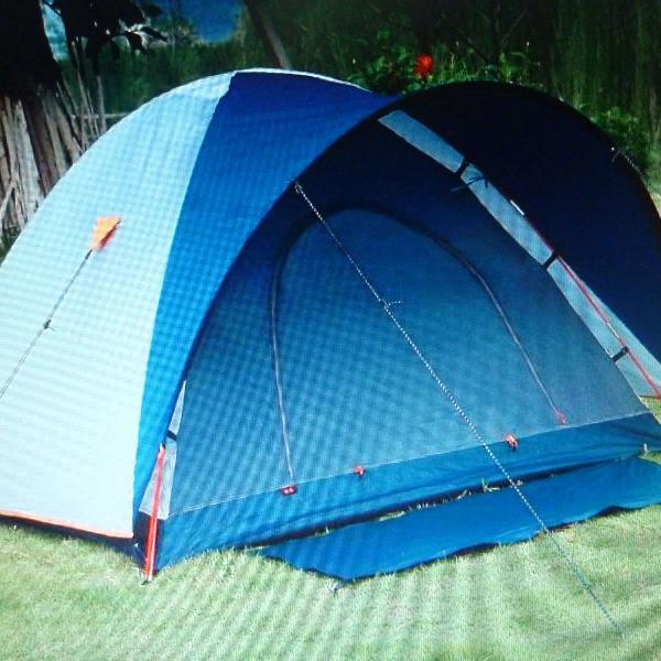 Barraca de camping nautika prisma 6 pessoas