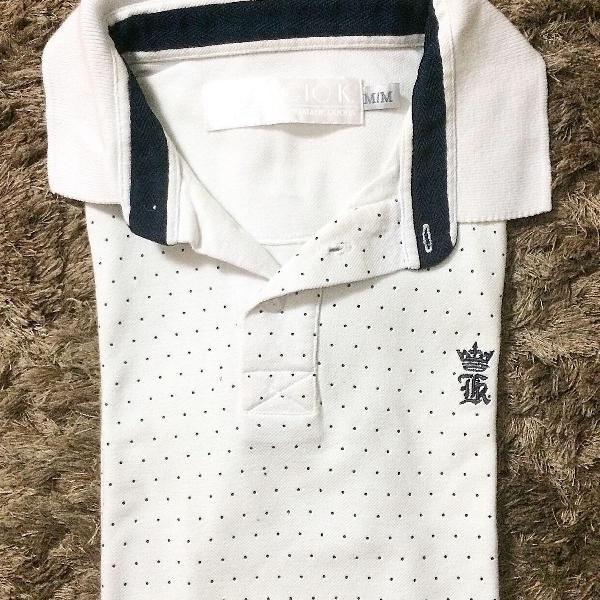 Camiseta polo sergio k