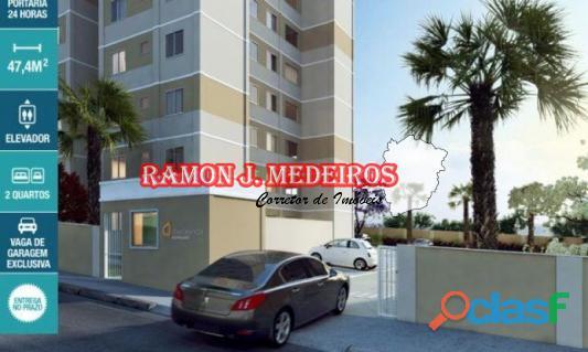 Financie MINHA CASA MINHA VIDA – Excelente Apartamento novo 2 qts Bairro Gávea 2 – Cid. Adm. de MG 14