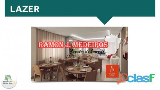 Financie MINHA CASA MINHA VIDA – Excelente Apartamento novo 2 qts Bairro Gávea 2 – Cid. Adm. de MG 13