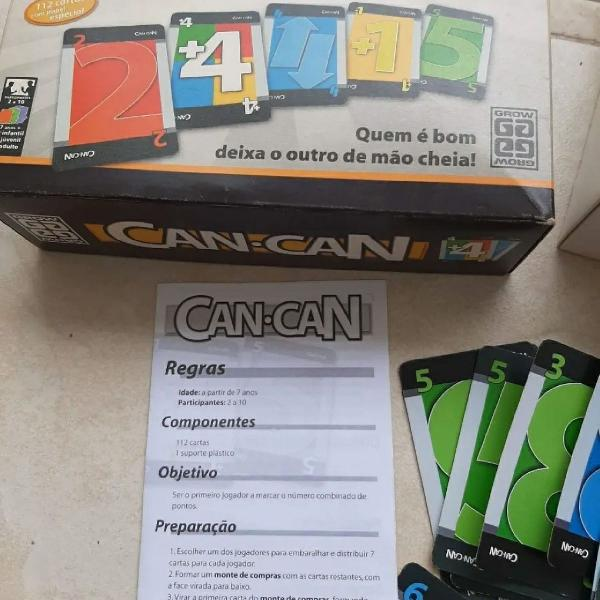 jogo can-can