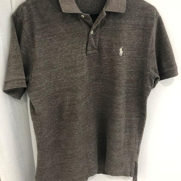 Polo ralph lauren camisa masculina manga curta polo tamanho