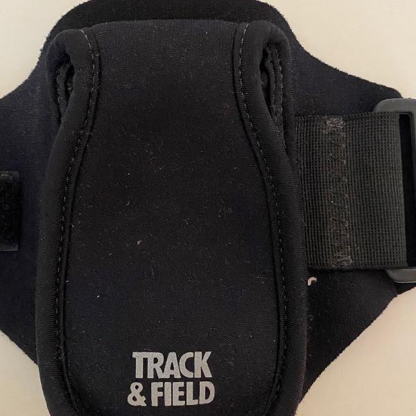 Porta smartphone para braço track & field
