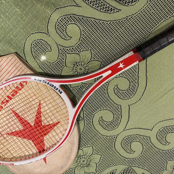 Raquetes de tênis com bolsa