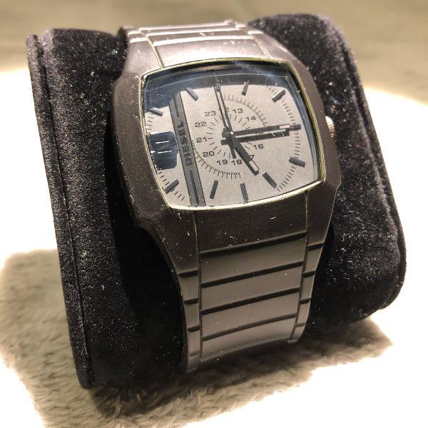 Relógio diesel black