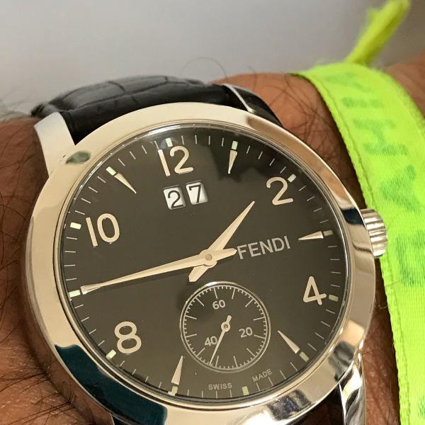 Relógio fendi original