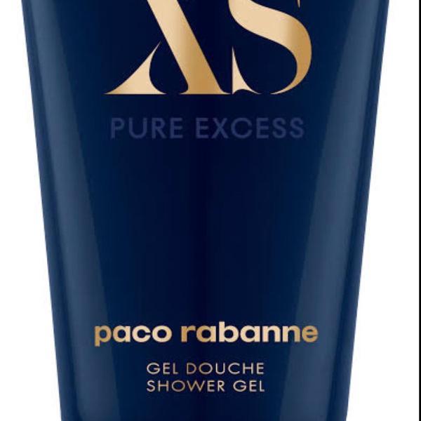 Shower gel- sabonete liquido paco rabanne - pure xs!