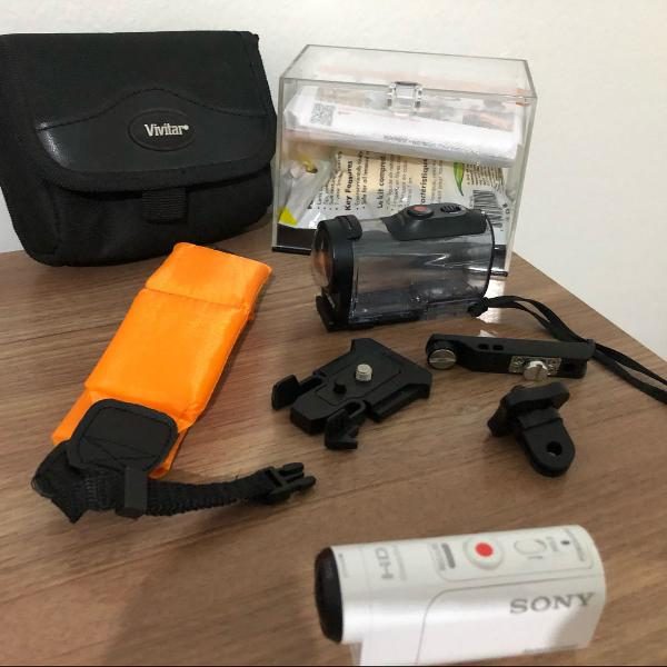 Sony action cam hdr-az1 mini