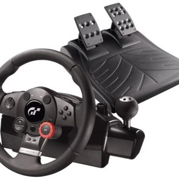 Volante driving force gt ps3/pc