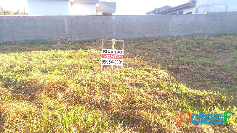 Terreno a venda bairro Santo Antônio