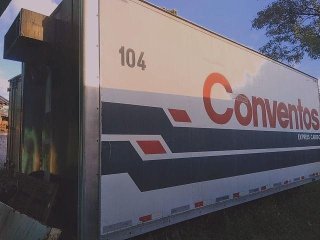 Baú frigorífico para caminhão 3/4. mais informações *