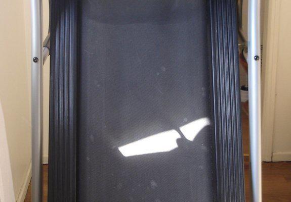 Esteira ergométrica johnson treo t308 – com inclinação